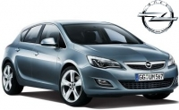 Opel Astra J, H